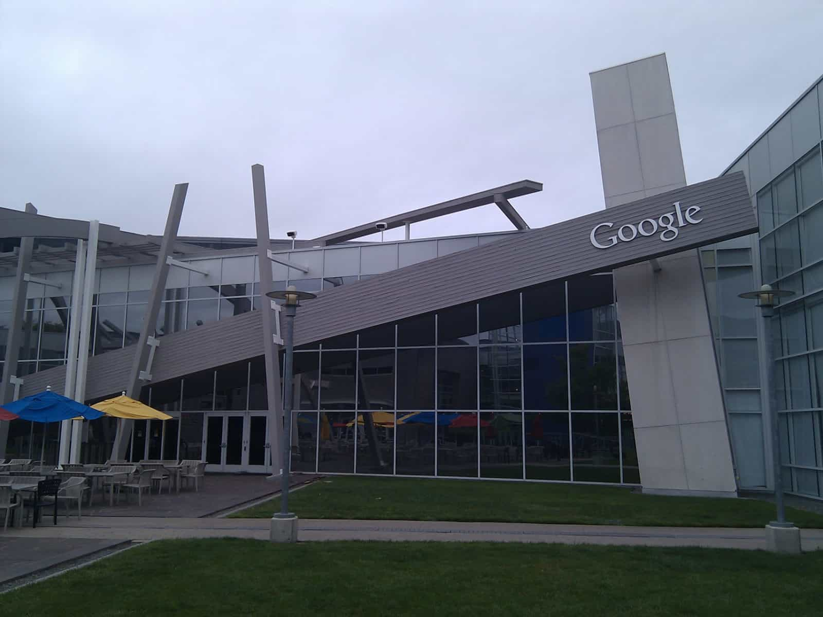 google building scaled