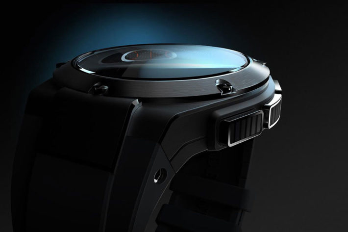 Michael Bastian Partners with HP to make their First Smartwatch