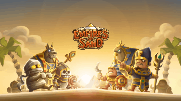 Codigames Launches Their New Tower Defense Title Called Empires Of Sand