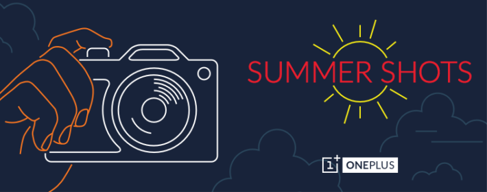 "OnePlus Announces ""Summer Shots"" Invite Contest, 10,000 Invites Up For Grabs"