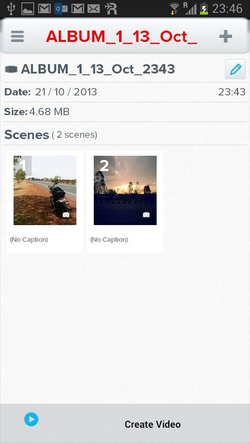 Slideshow and Videomaker