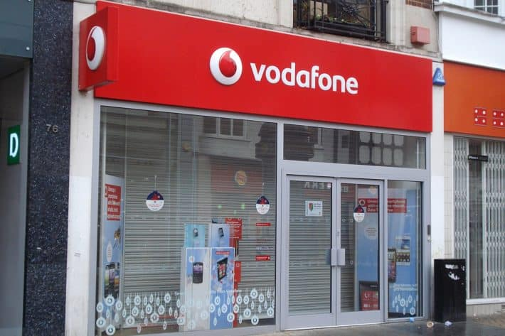 Vodafone UK Officially Announces On-Network HD Voice