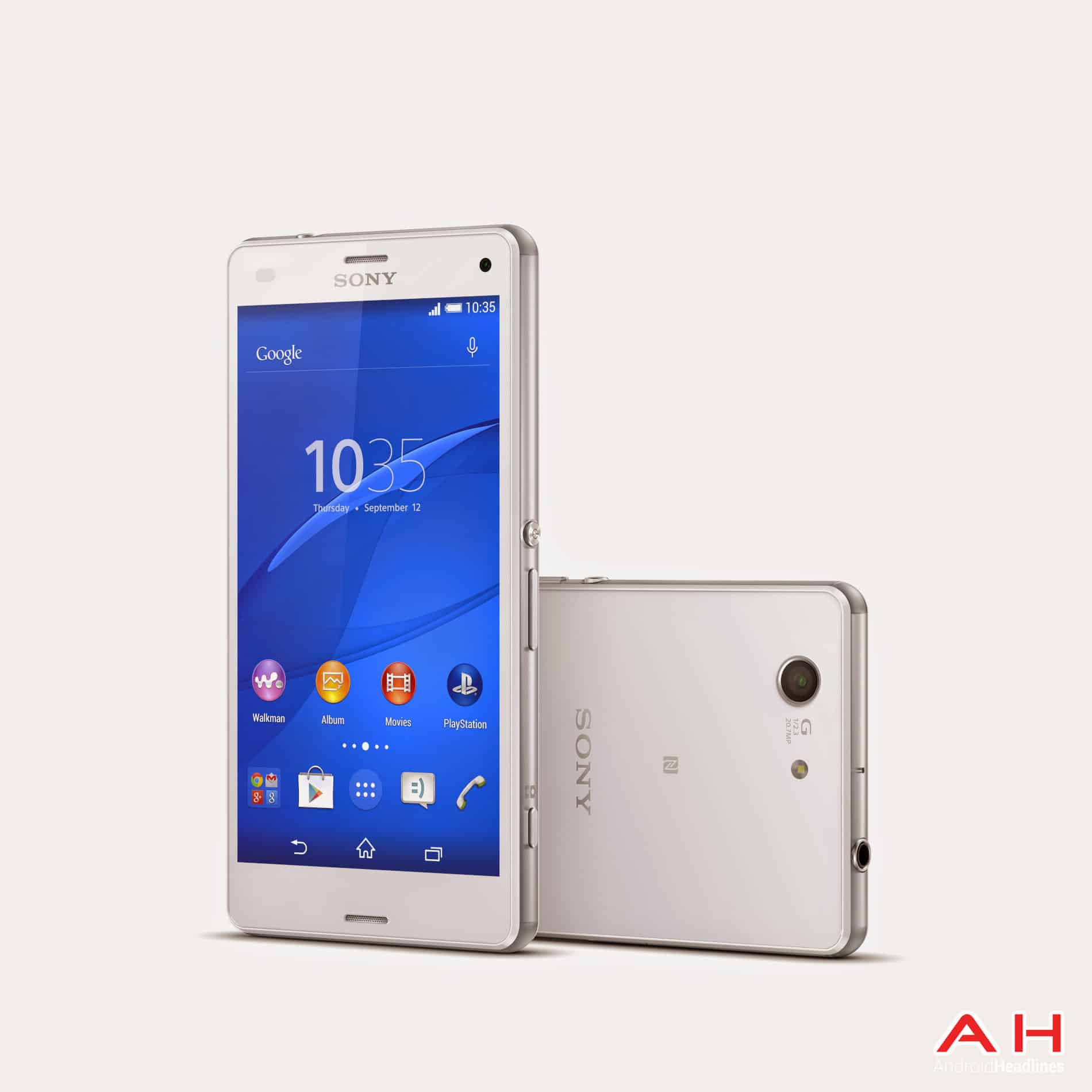 06 Xperia Z3 Compact White Group1