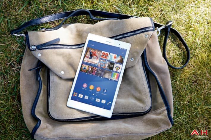 Sony's Xperia Z3 Tablet Compact with LTE Coming to Rogers this Month