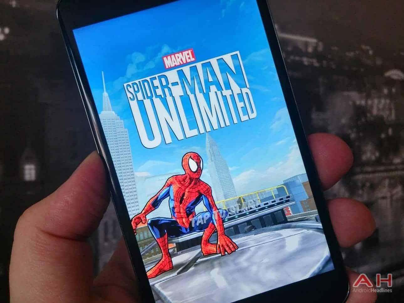 AH Spider-Man Unlimited