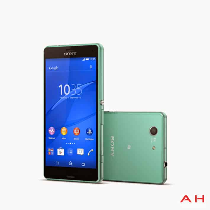 37 Xperia Z3 Compact Green Group1