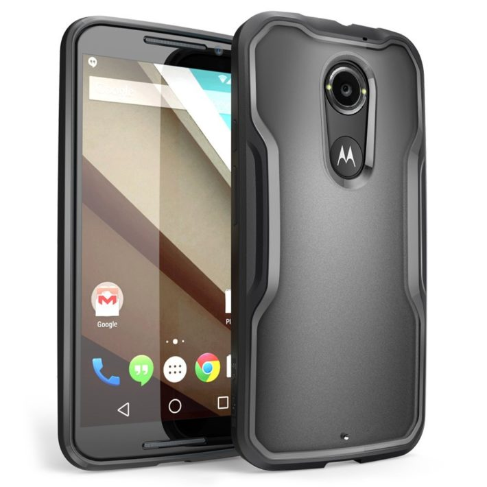 Case of the Day: SUPCASE Unicorn Beetle for Moto X (2014)