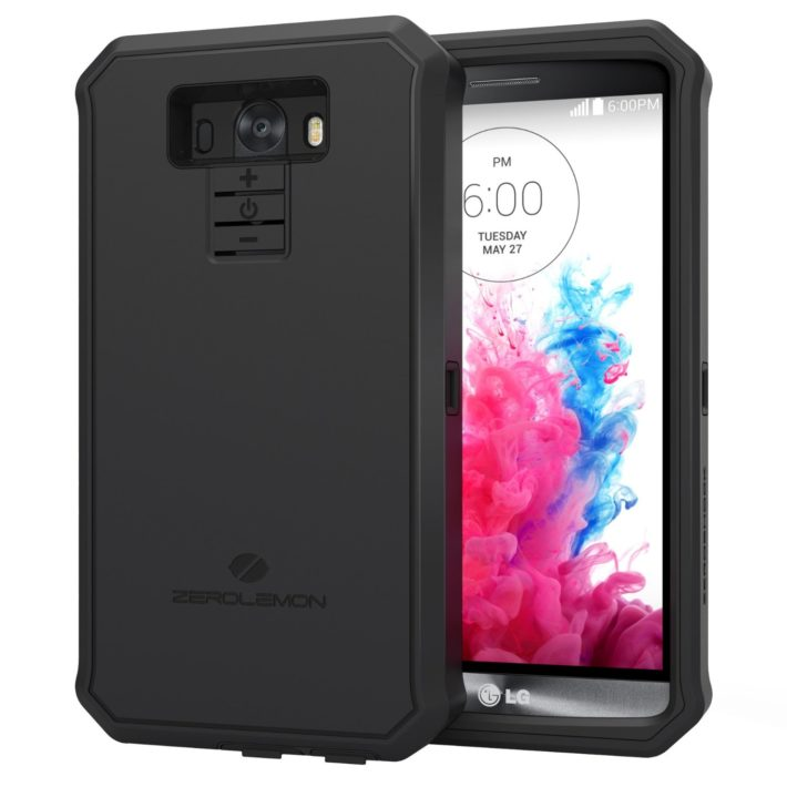 Extend the Battery Life of your LG G3 with the Zero Lemon 9,000mAh Extended Battery
