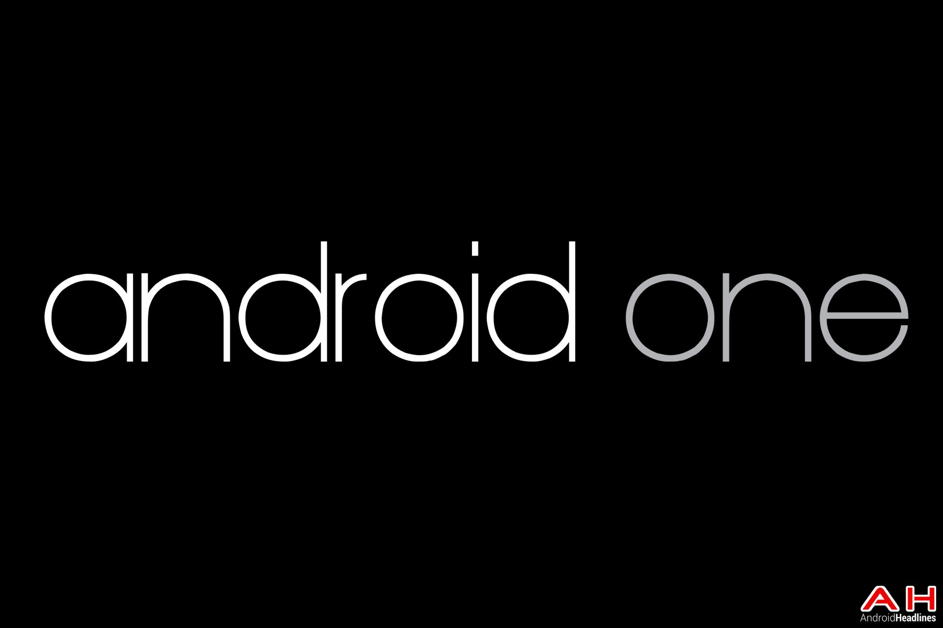 AH Android One Logo 1