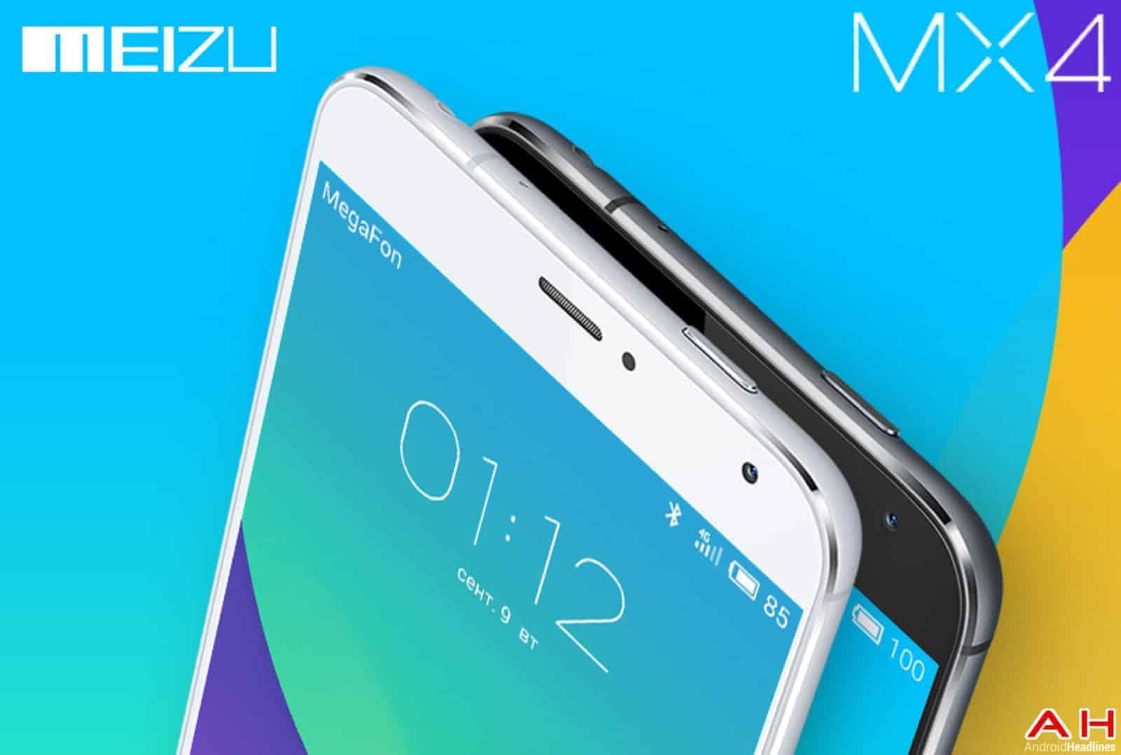 AH Meizu MX4 3