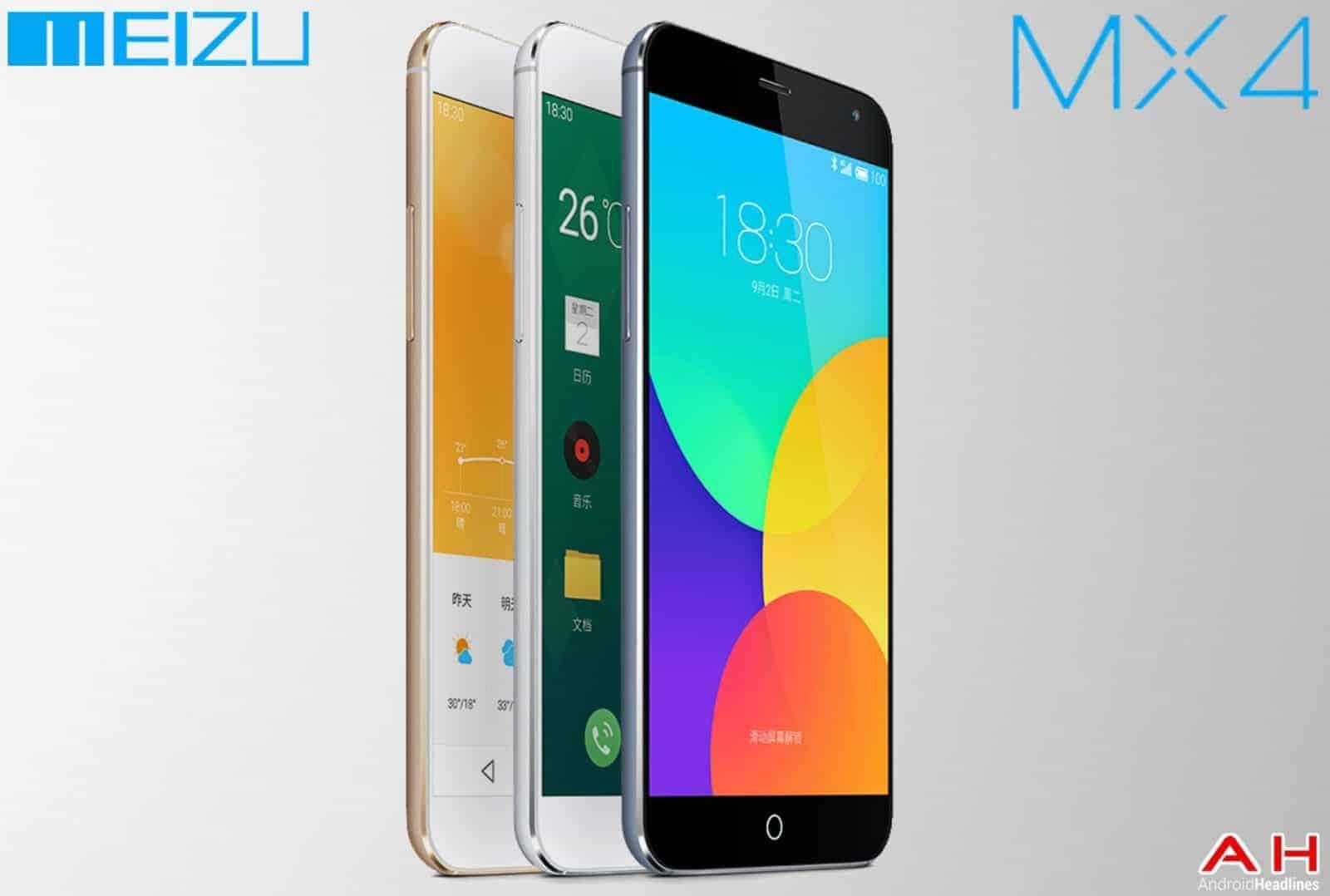 AH Meizu MX4 5