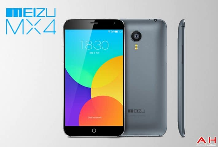 Meizu Is Facing MX4 Delays Due To High Demand