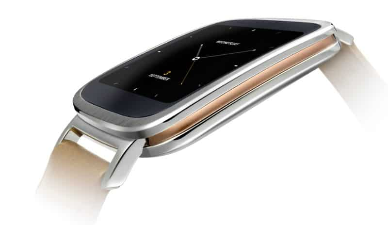 ASUS Announces The ZenWatch, Android Wear Smartwatch At ...