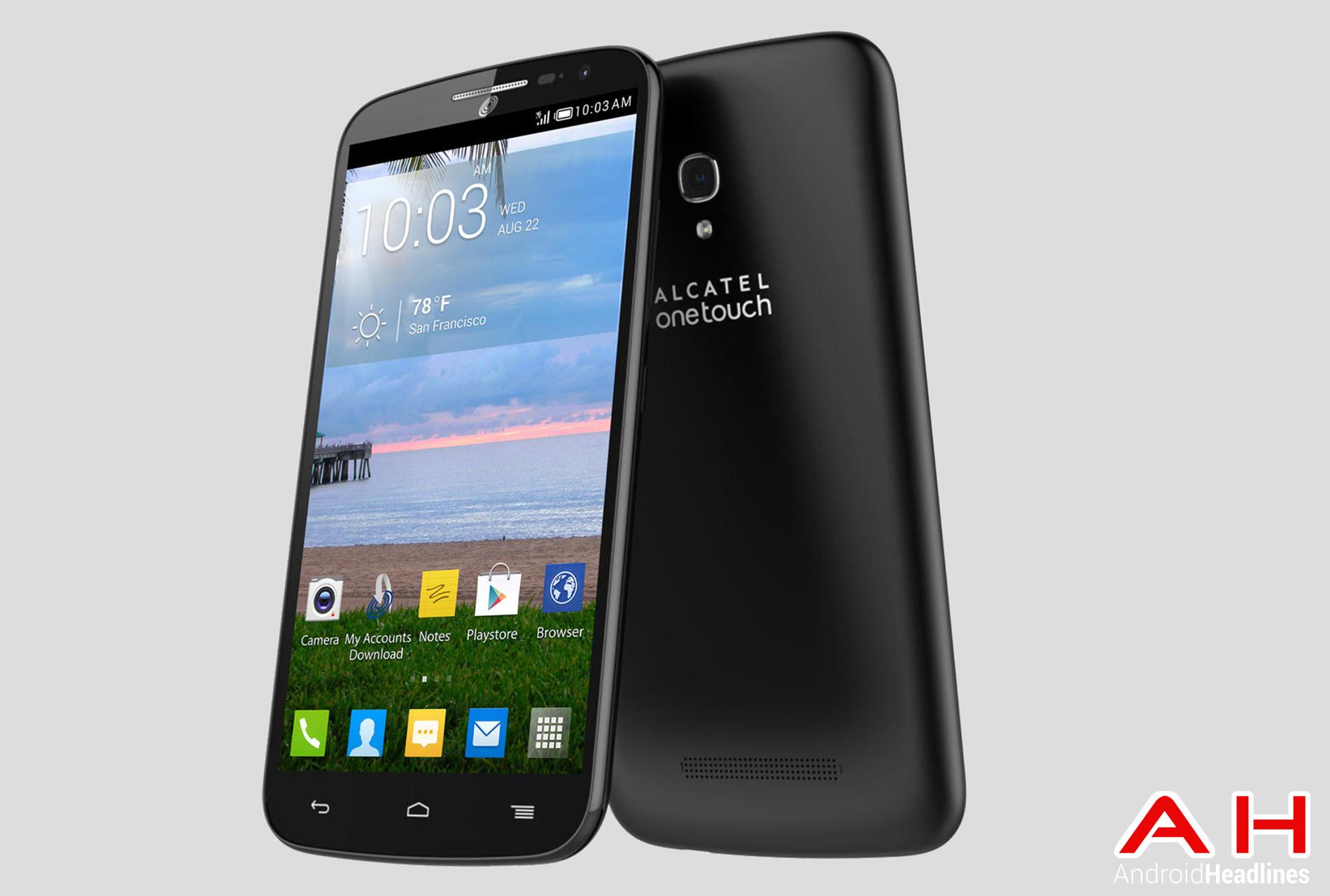 Alcatel OneTouch POP Mega LTE