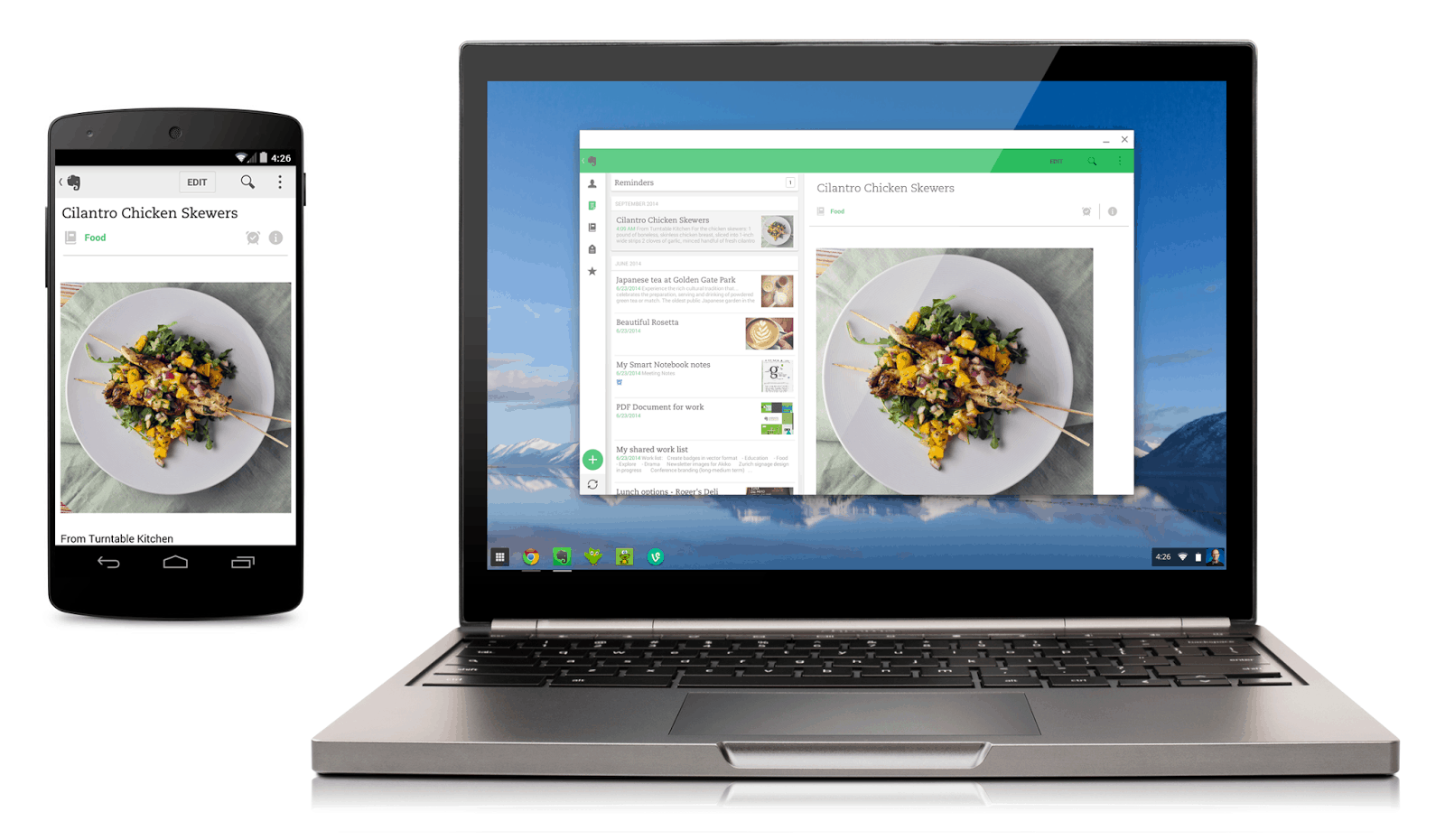 Android Chromebook Apps