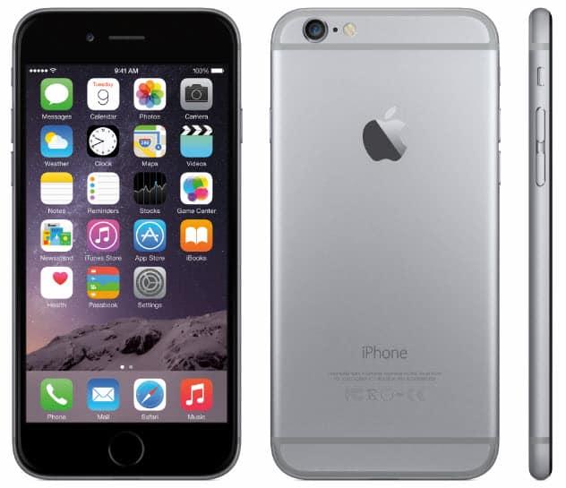Apple iPhone 6 F&B