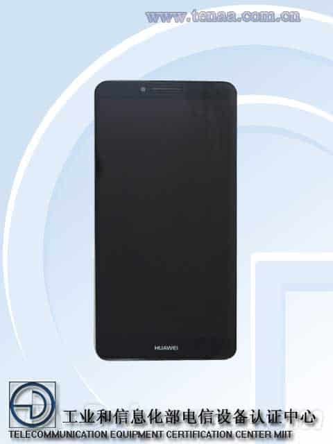 Ascend Mate 7 TENAA 3