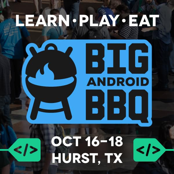 Big Android BBQ 600x600