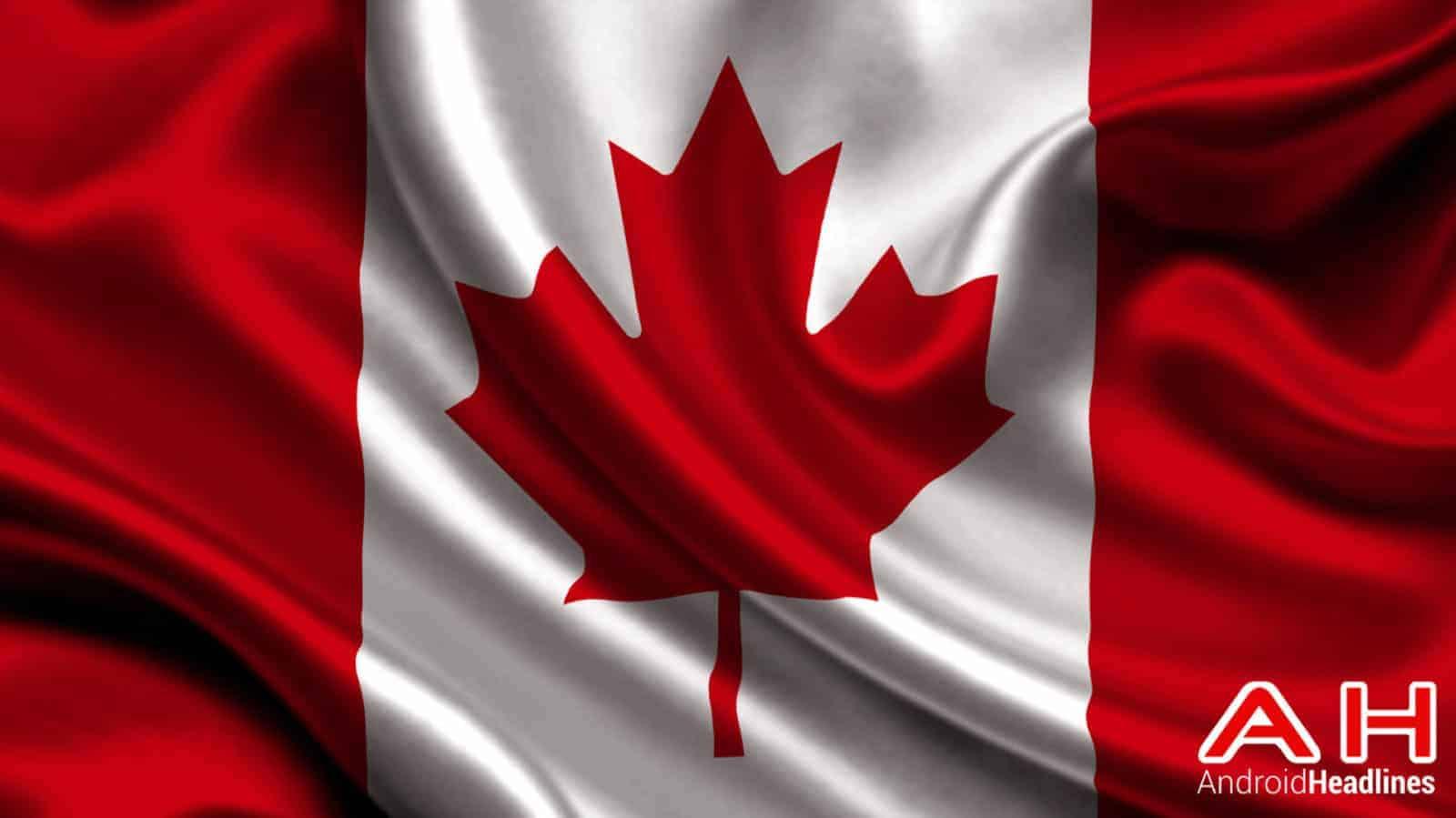 Canada Flag AH