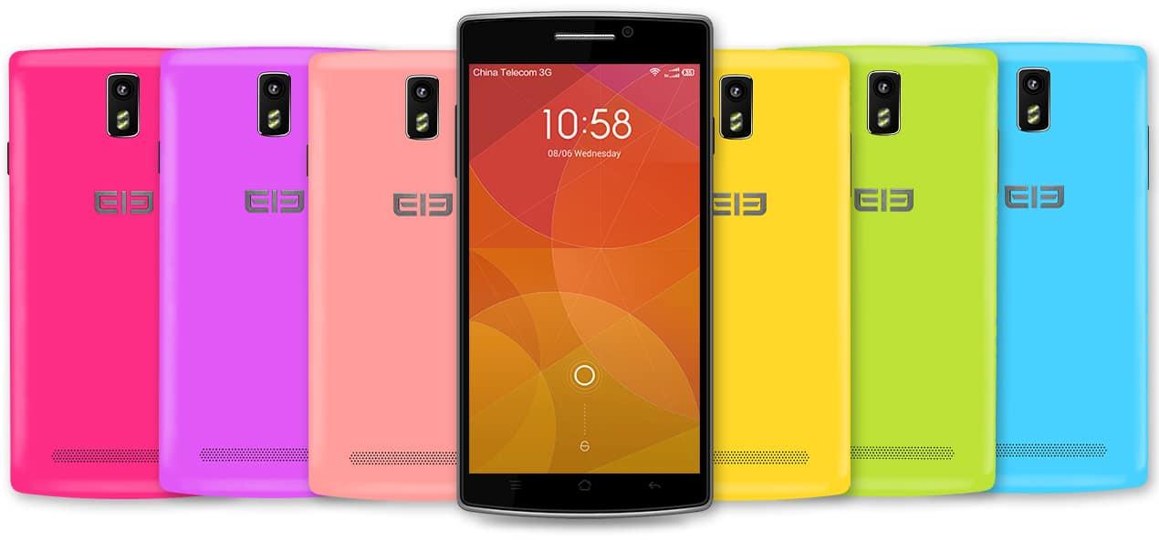 Elephone G5 2