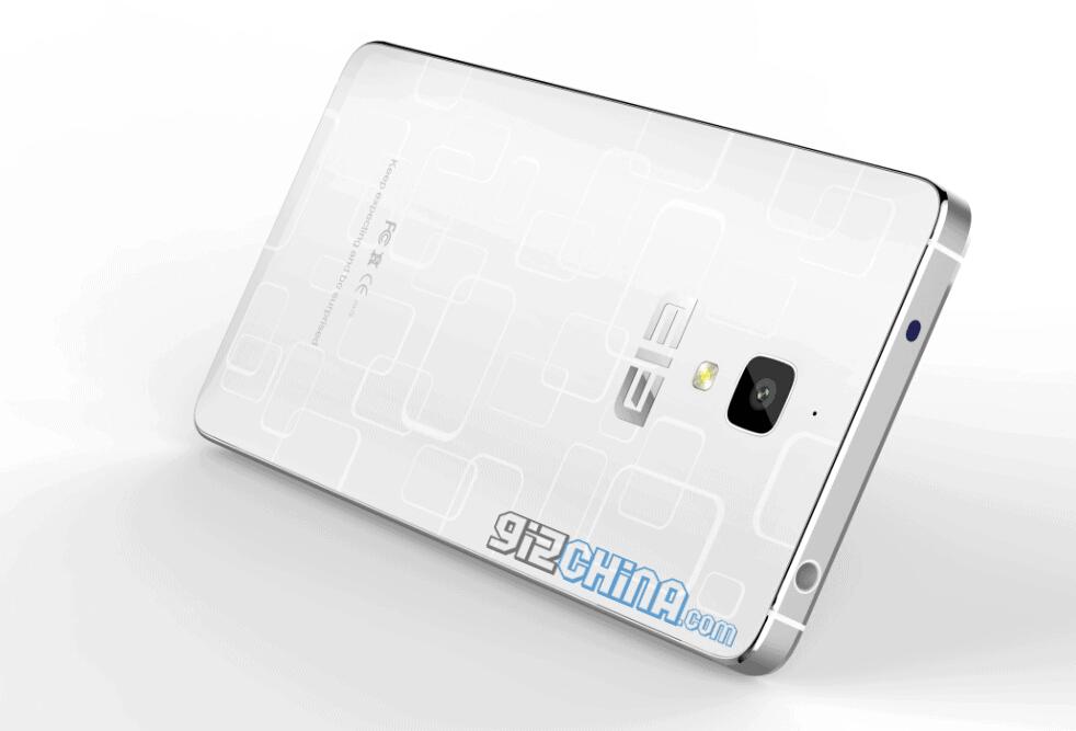 Elephone P4000 leaked image