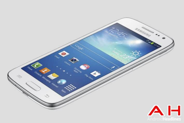 Samsung Galaxy Core LTE on Rogers, Fido and Videotron