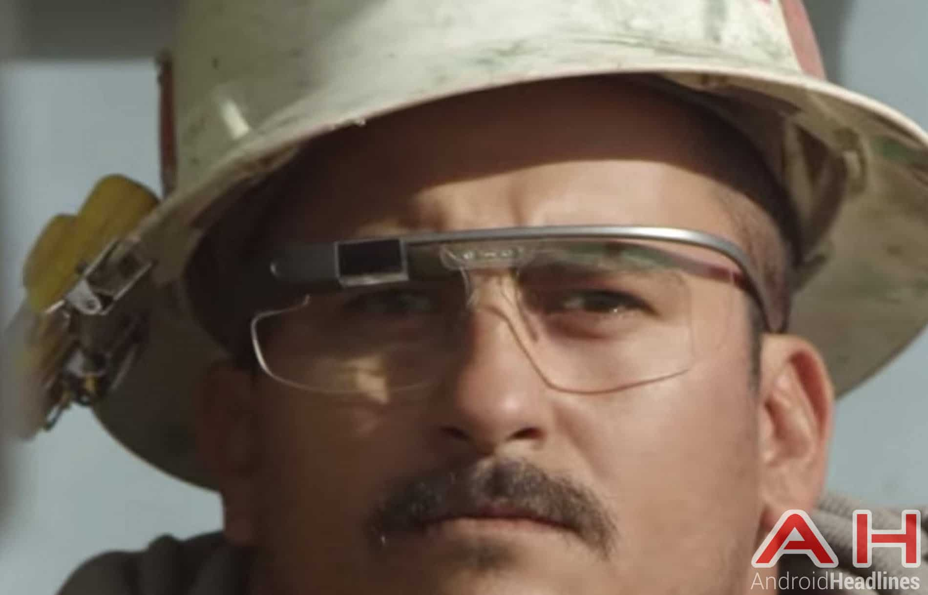 Google Glass in the Field Head AH