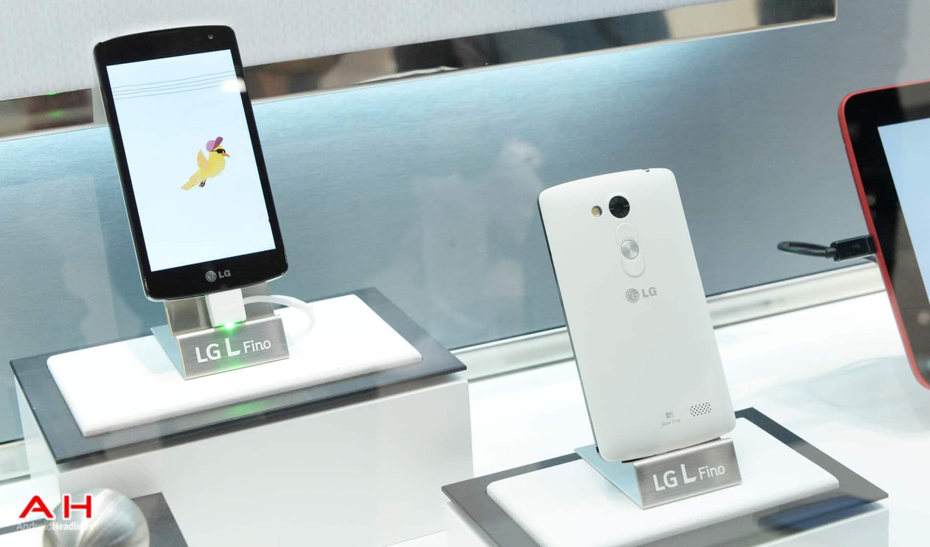 LG L Fino 1