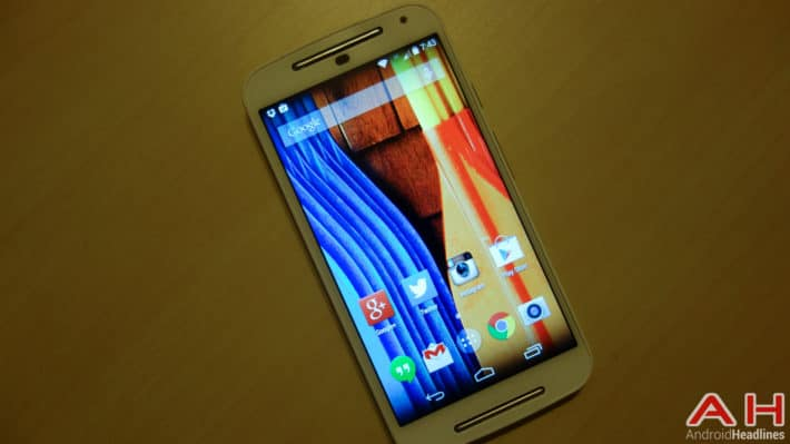 Moto G (2014) Reportedly Receiving Android 5.0.1 Lollipop Update Now