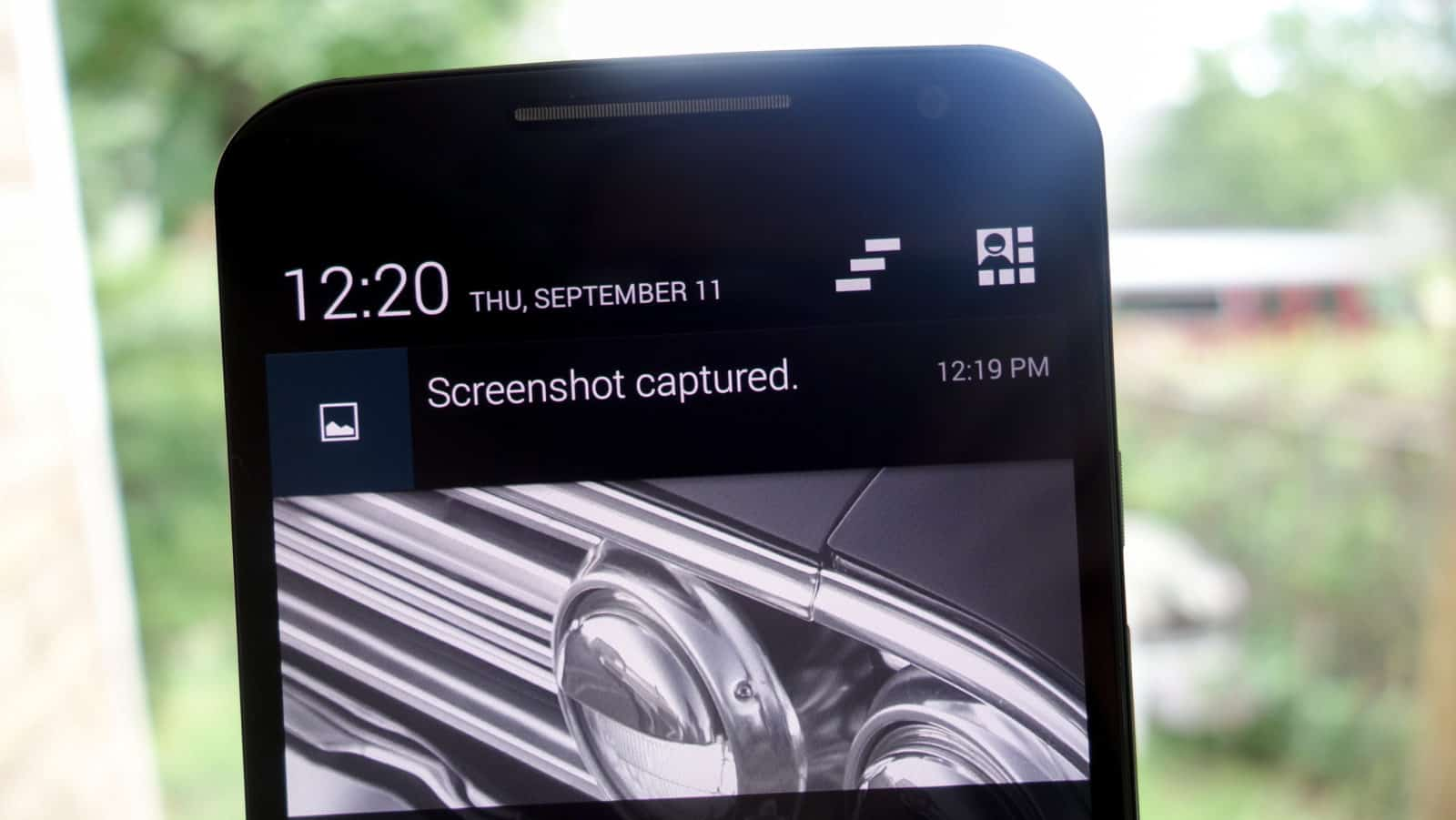 how to take snapshot android