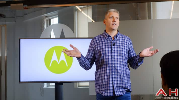 Motorola's Rick Osterloh Talks Lenovo, Smartwatches And The Future