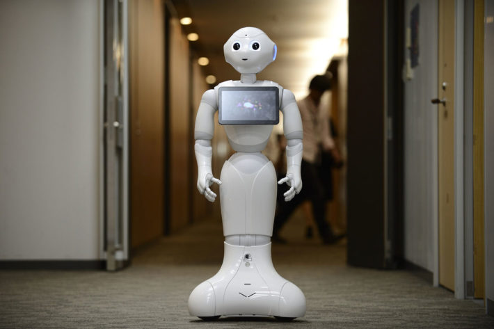 Humanoid From SoftBank Coming to The US Within a Year