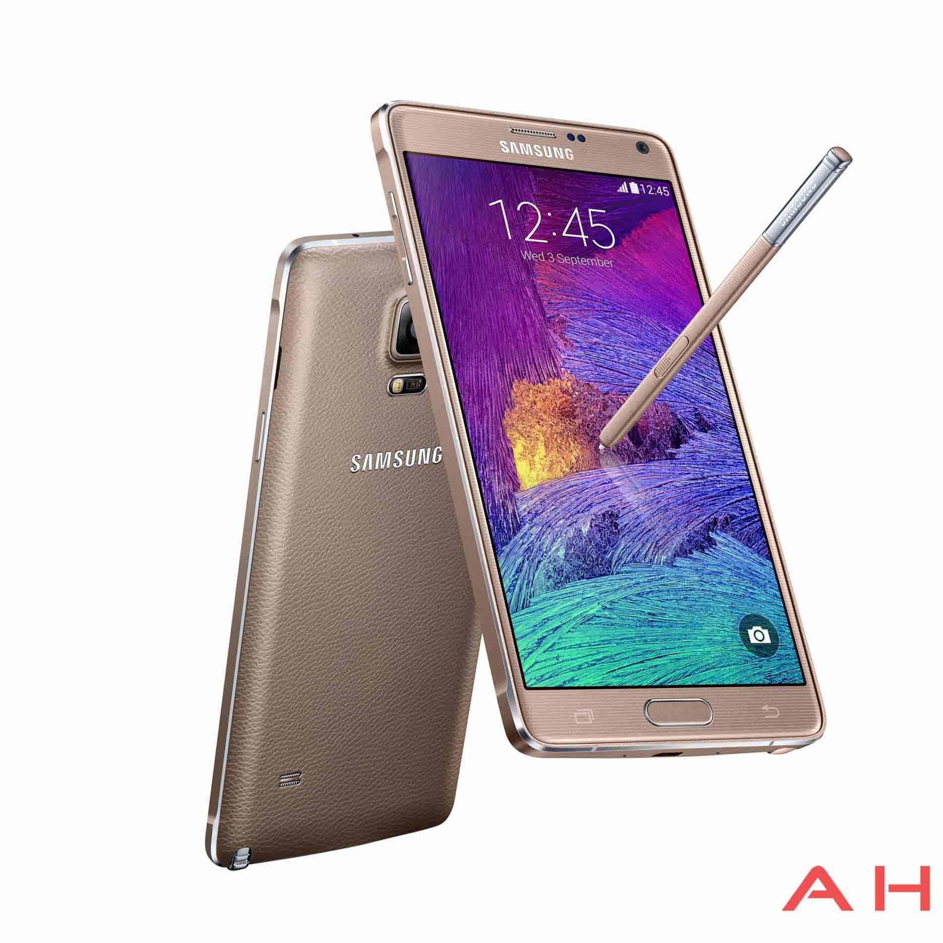 Samsung Galaxy Note 4 AH 3