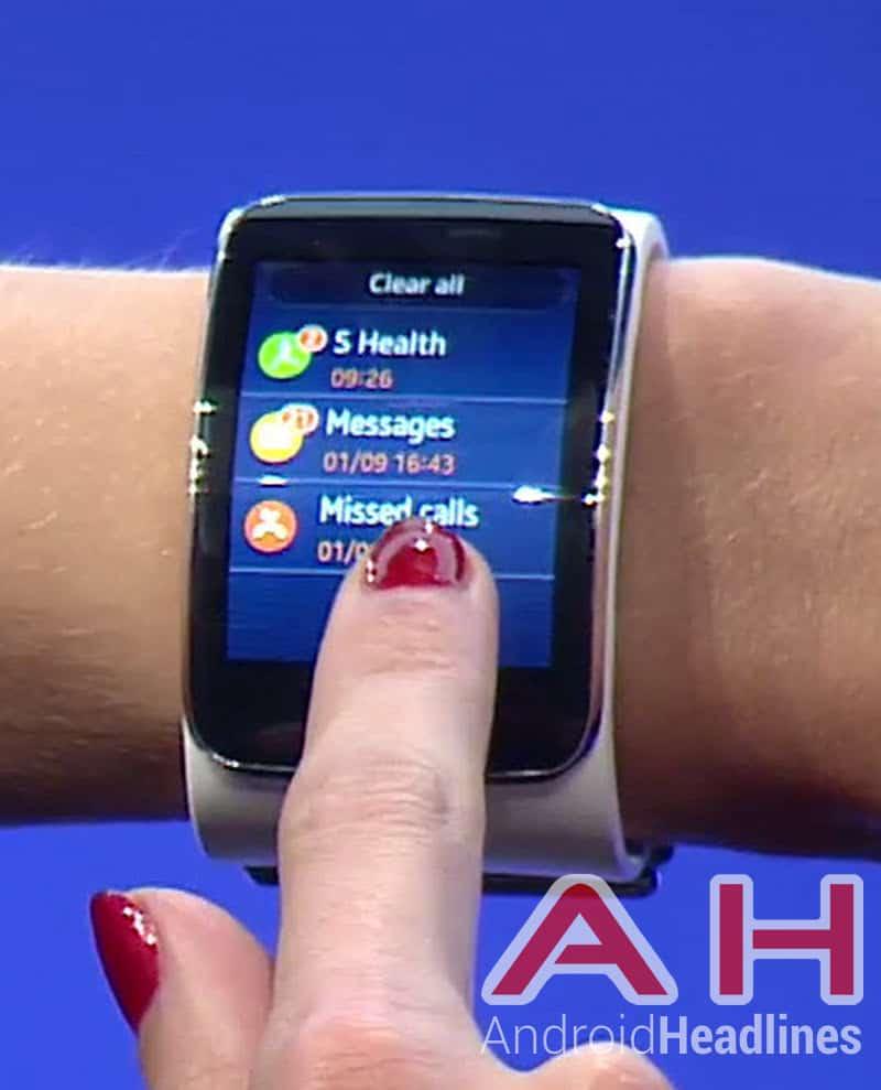 Samsung Gear S Notifications AH