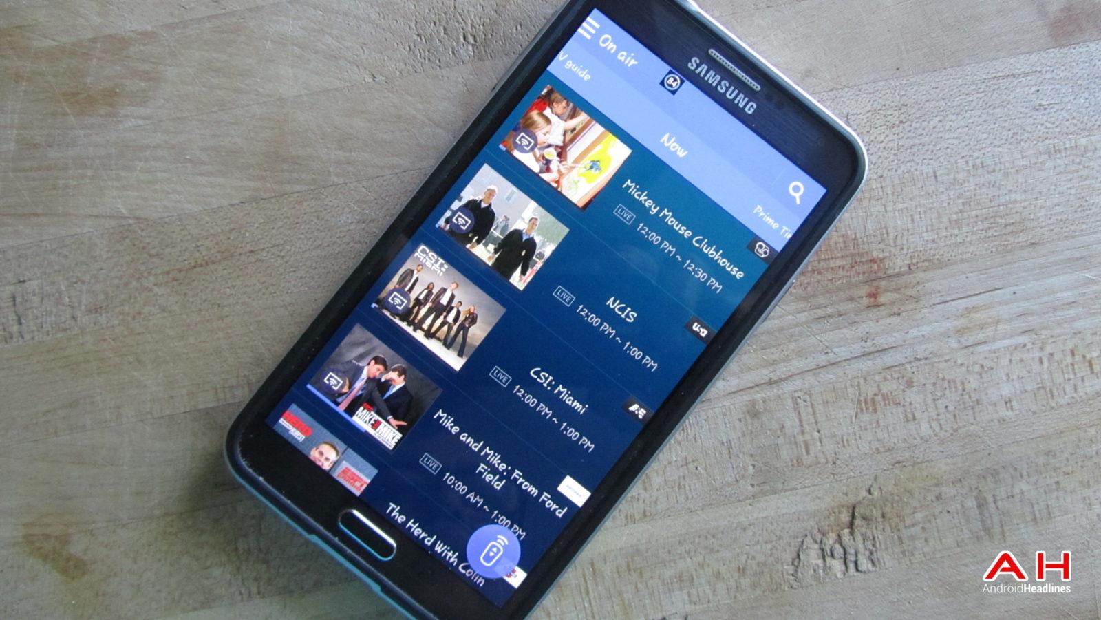 Samsung WatchOn Plus AH
