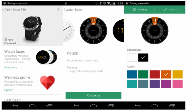 Android How To: Customize Watch Faces on the Moto 360
