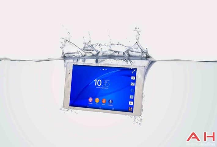 Sony Xperia Z3 Tablet Compact AH 7
