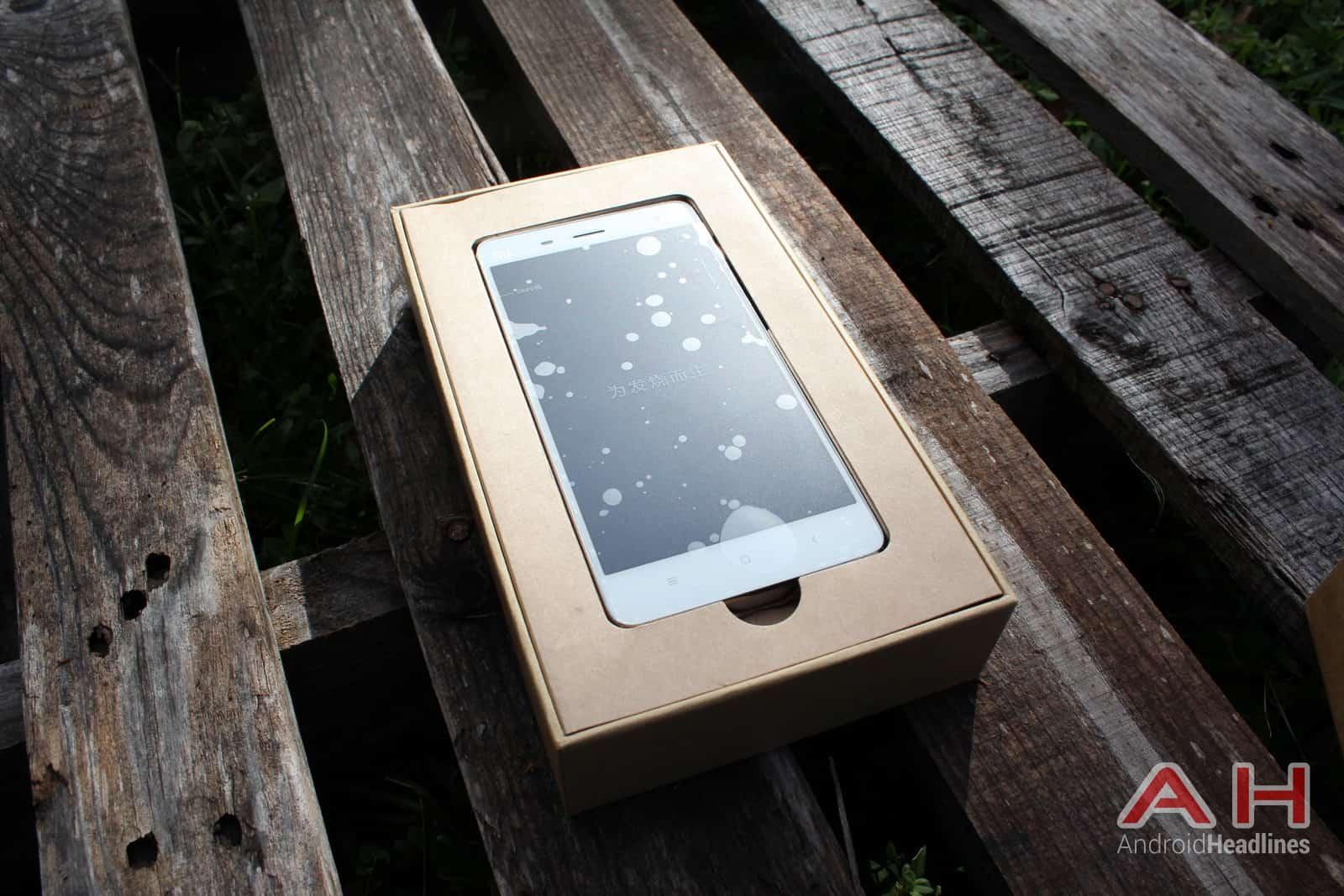 Xiaomi Mi4 box 2