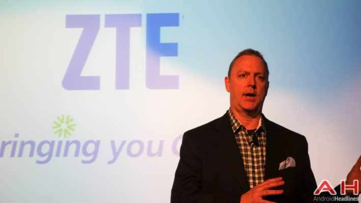 ZTE Strongly Bringing It's Brand to the US, No More White Label Devices