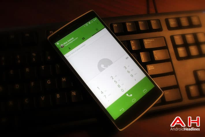 Hangouts All the Things Part 1: Setting up Google Voice Visual Voicemail
