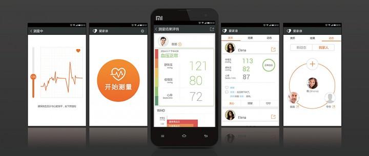 iHealth monitor Xiaomi 3