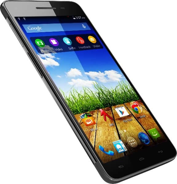 micromax canvas 4 plu black