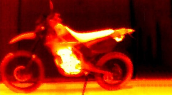 Seek Thermal Motorbike