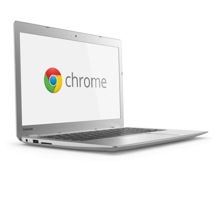 Toshiba To Release Two Chromebooks With Up To 4GB RAM And Full 1080p Screens