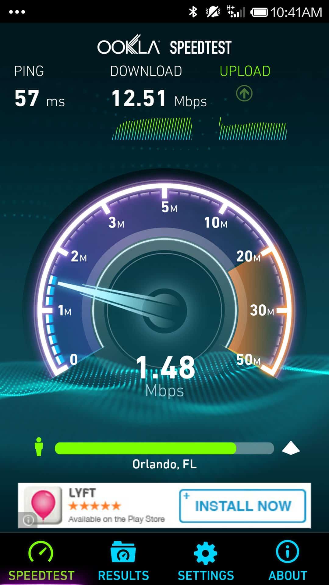 xiaomi mi4 miui5 speed test