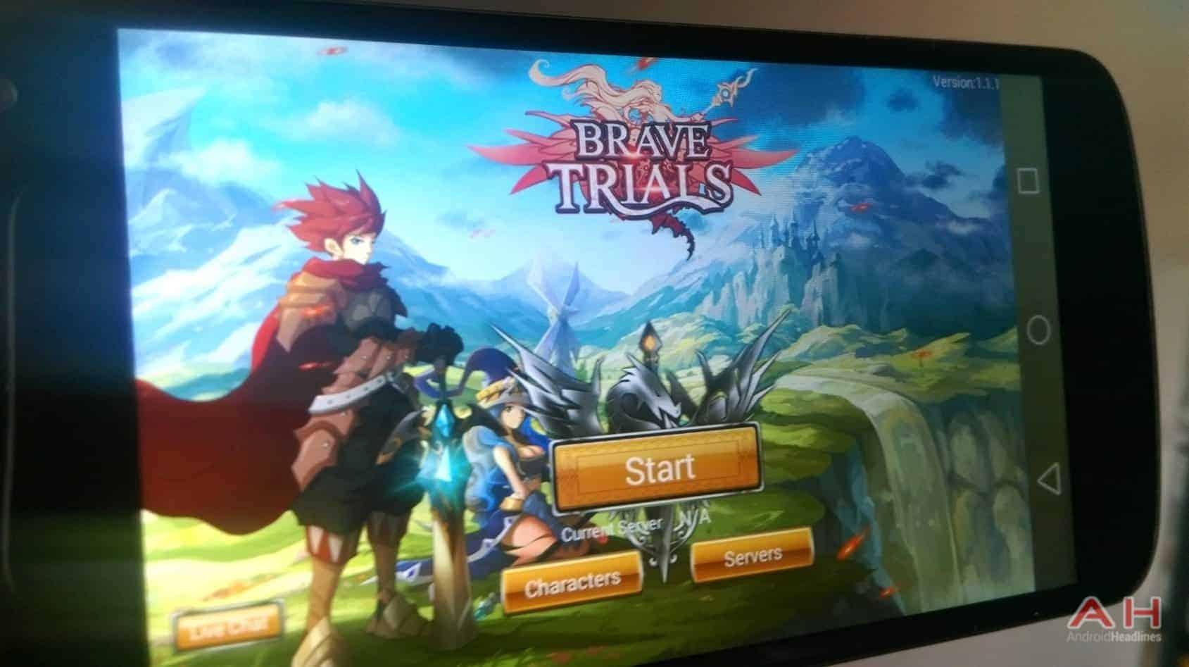 AH Brave Trials