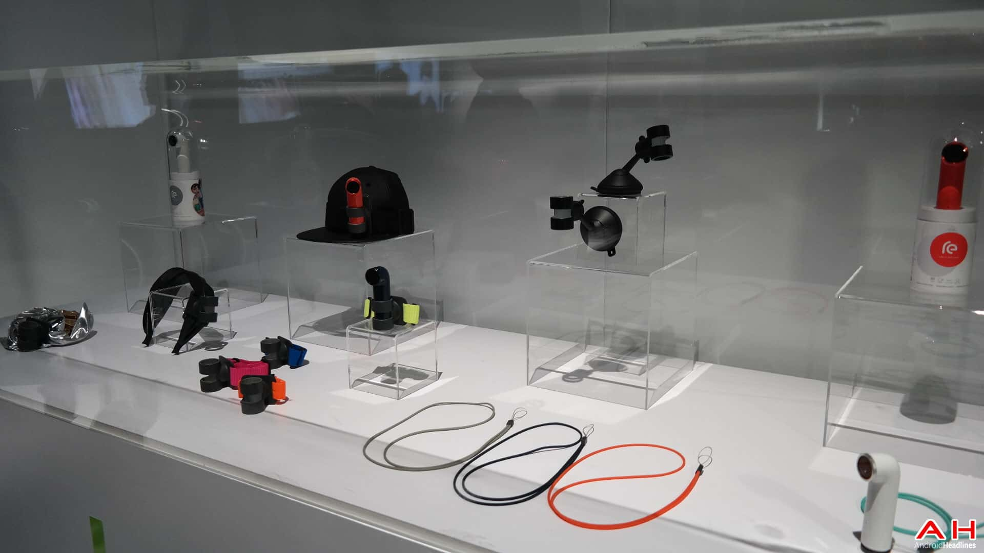 AH HTC Event 66 RE Accessories