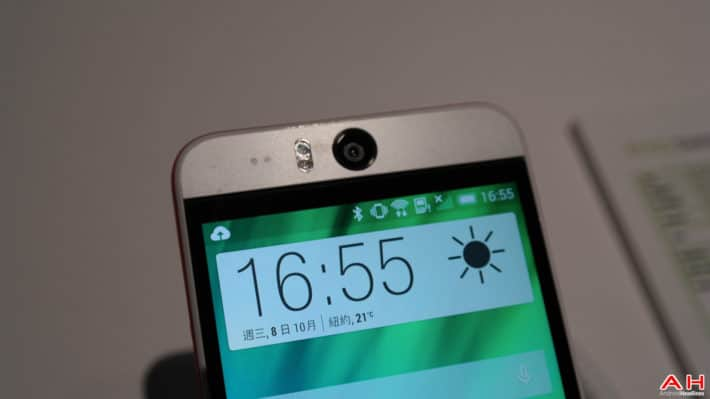 AT&T's HTC Desire Eye Receiving Lollipop Today