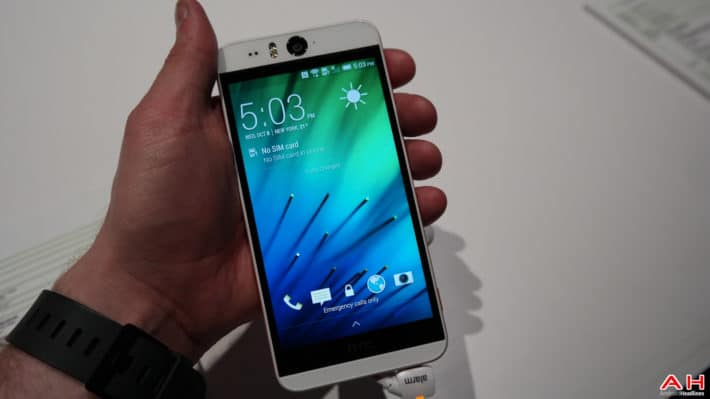 HTC Desire Eye launches in India