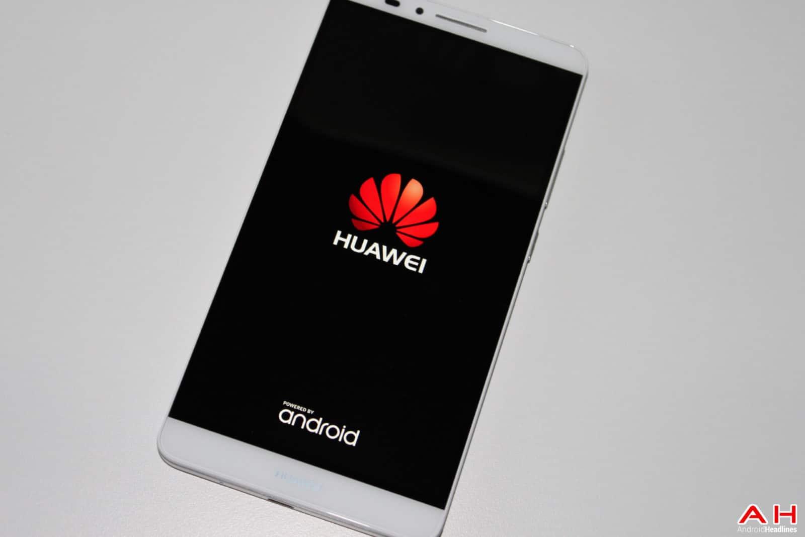 AH Huawei Logo Android Mate 7-6
